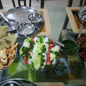 sharmila's kitchen home made food in udaipur
