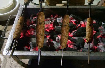 Fresh Non-Veg seek kabab
