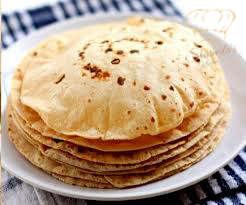 Butter Tawa Roti Fresh & homemade