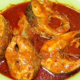 best Fish Curry in udaipur