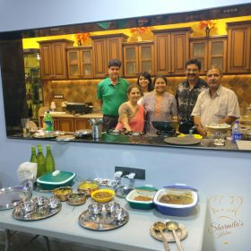 Best food and parties homemade in udaipur