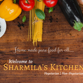 Home made food vegetarian