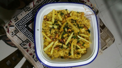 Special Vegetable Pulaav