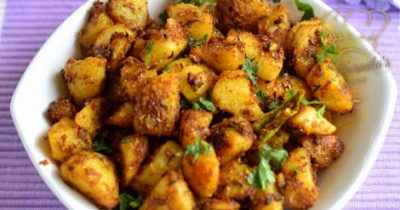 best homemade jeera aloo