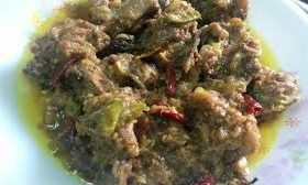 khade masale ka mutton homemade
