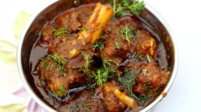 mutton curry homemade in udaipur